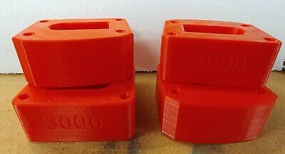 TurboSound IP3000 Series Pin Protectors  Red  (For A Pair Of  IP3000) • 35.11£
