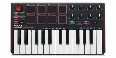 Akai MPK Mini Mk2 Mkii Compact Keyboard And Pad Controller Authentic • 81.42£