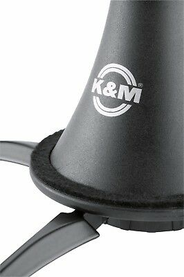 K&M 15222 Clarinet Stand Collapsible Fits Inside The Bell • 13.18£