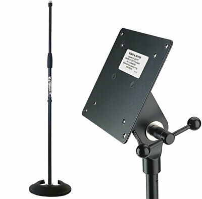 K&M 19685 Adapter For Screen Mount For Stand + Microphone Stand Straight • 35.01£