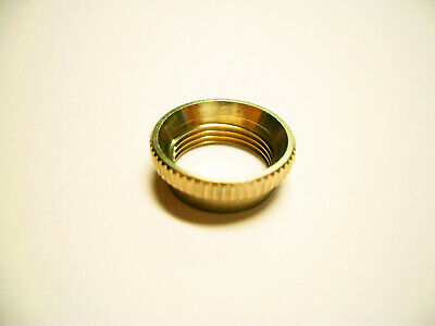 Allparts Deep Toggle Nut Gold, For Switchcraft • 10.12£