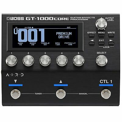 Boss GT-1000 Core Guitar Effects Processor • 599£