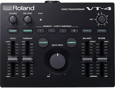 Roland VT-4 Aira Series Voice Transformer AIRA Brand-new Expedited F/S #273 • 258.27£