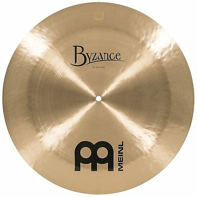 Meinl Percussion Byzance 18 inch Traditional Flat China Cymbal – B18FCH
