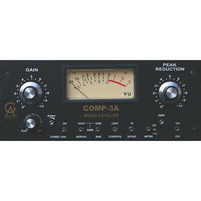 Golden Age Project Comp-3A Single-Channel Vintage Style Optical Compressor