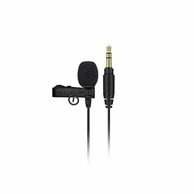 Rode Lavalier GO Professional-Grade Wearable Microphone, Black • 123.59£