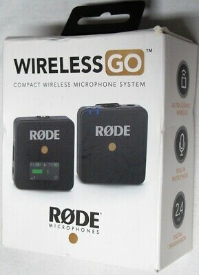 RØDE - Wireless GO Wireless Microphone System,   • 139.78£