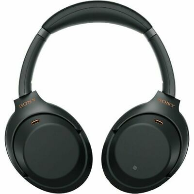 NEW Sony WH-1000XM3 Wireless Noise Cancelling Headphones - Black • 178.99£
