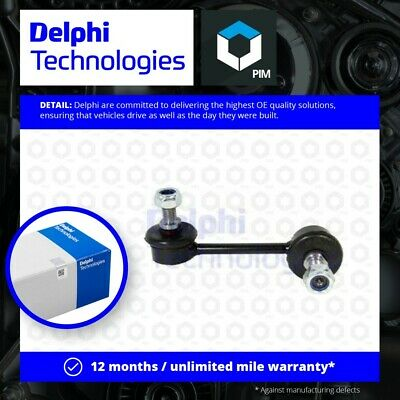 Anti Roll Bar Link Fits MAZDA MX5 Mk3 2.0 Front Right 05 To 08 Stabiliser Delphi • 14.08£