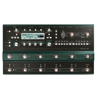 KEMPER PROFILER-STAGE Guitar/Bass Amp Modeler With Integrated Remote  • 1,230.10£
