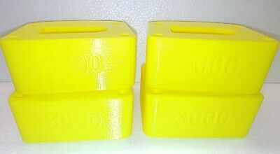 TurboSound IP3000 Series Pin Protectors Yellow (Pair Of  IP3000 Units) • 34.56£