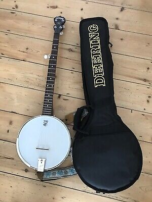 Deering Goodtime Classic Special Open Back Banjo USA • 495£