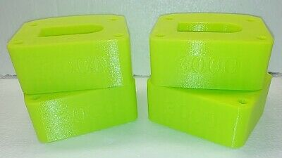 TurboSound IP3000 Series Pin Protectors Highlighter Green (Pair Of iP3000 Units) • 34.56£