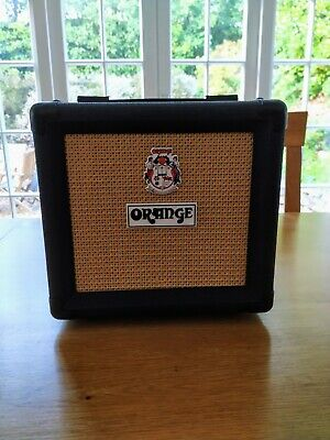 Orange PPC108 20W Speaker Cabinet (in Black) • 54.95£