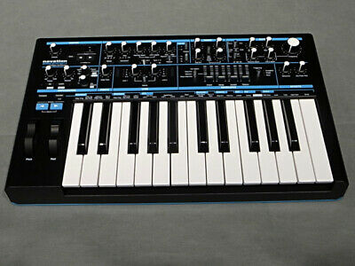 Over-The-Counter Exhibits Novation Bass Station Analog Monophonic Synthesizer
