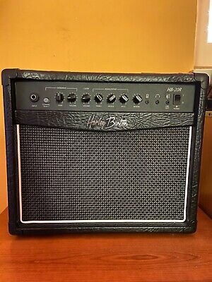 Harley Benton HB-20R Solid State Combo 20W