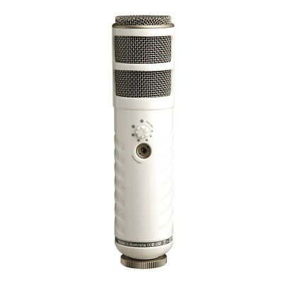 Rode Podcaster Broadcast Quality USB Microphone Cardioid Dynamic Desktop Mic