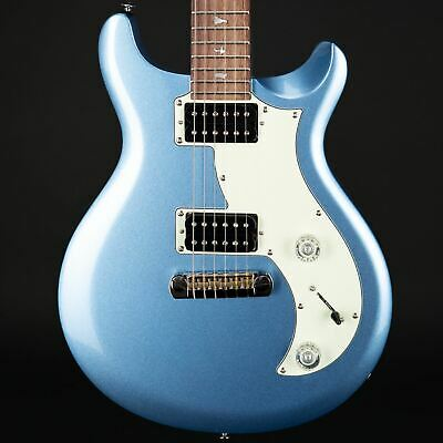 PRS SE Mira Electric Guitar In Frost Blue Metallic With Gig Bag • 599£
