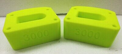 TurboSound IP3000 Series Highlighter Green Pin Protectors  (for A Single Unit) • 17.26£