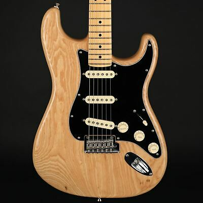 Fender American Professional Stratocaster, Maple in Natural #US17080435 - Used