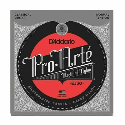 D'Addario EJ30 Classics Rectified Classical Guitar Strings  Normal Tension • 12.75£