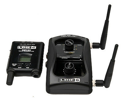 NEW Line 6 Relay G50 Guitar Wireless Transmitter Pedal Style Receiver System  • 236.40£