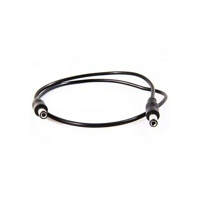 Voodoo Lab PPBAR Guitar Pedal Power Cable 2.1mm Straight Barrel to Same 18