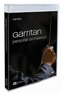 GARRITAN PERSONAL ORCHESTRA 5  MUSIC SOFTWARE  WIN/MAC MAKEMUSIC Digital Downloa • 95.52£