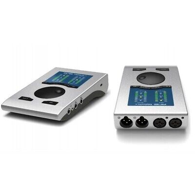 RME Babyface Pro FS 24-channel USB Audio Interface 12-in/12-out Bus-powered  • 801.53£