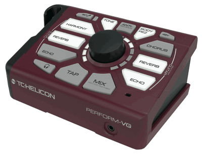 New TC-Helicon Perform VG Vocal Effects Acoustic Guitar Processor • 137.73£