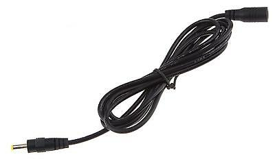 DC 5v 2A 4.0mm/1.7 Plug Power Cable Charger Extension Lead 150cm 1.5m • 5.99£