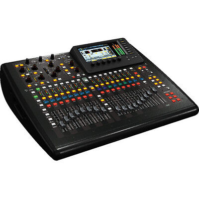Behringer X32 Compact 40-Input, 25-Bus Digital Mixing Console With 16Mic Preamps • 1,362.61£