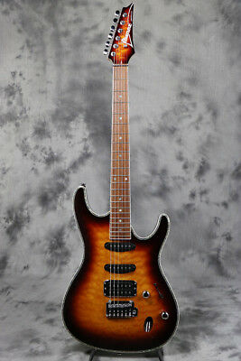 New Ibanez SA460QM-ABB (Antique Brown Burst) Electric Guitar From Japan • 572.94£