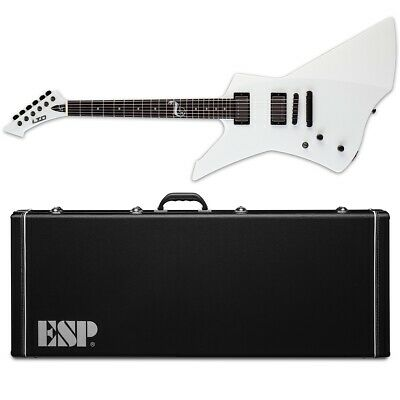 ESP LTD Snakebyte LH Snow White SW NEW Electric Guitar + Case James Hetfield • 950.50£