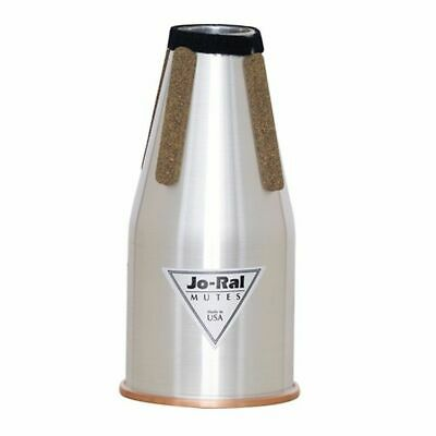 Jo-Ral FR-AC Copper Bottom French Horn Straight Mute • 93.66£