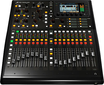 Behringer X32 Producer 40-Input 25-Bus Rack-Mountable Digital Mixing Console New • 1,274.18£