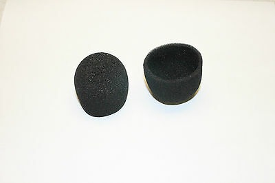 2 (TWO) GENUINE SHURE INNER BALL MIC FOAMS, SM58, BETA 58A, SM48, PG58 And More • 6.51£
