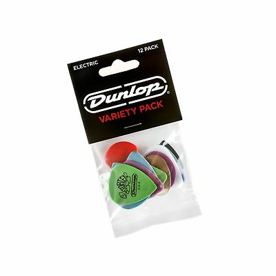 Dunlop Electric Variety Pack Guitar Picks (PVP113) Multi-Color • 9.80£