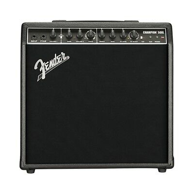 Fender Limited Edition Champion 50XL 1x12  Guitar Combo Amplifier • 185.29£