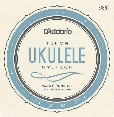 D'Addario EJ88T Nyltech Ukulele Strings, Tenor Full Set • 8.61£