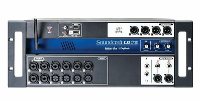 Soundcraft Ui16 Remote-Controlled 16-Input Digital Mixer 16-channel • 366.68£