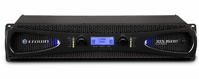 Crown XLS1502 Two-channel, 525W At 4Ω Power Amplifier 525 Watts Power • 455.89£