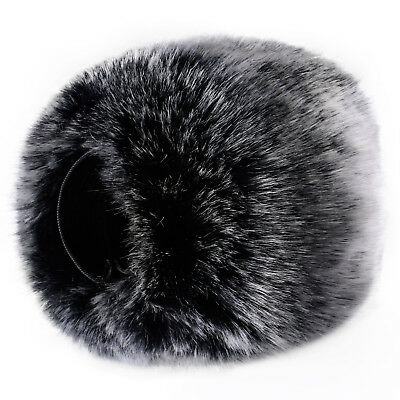 Neewer Outdoor Microphone Furry Windscreen Muff For Zoom H4n H5 H6 Sony PCM-D50 • 9.99£