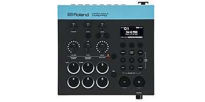 New Roland Tm-6 Pro Drum Trigger Module With 80 Drum Kit 500 One Shot Sample • 783.53£