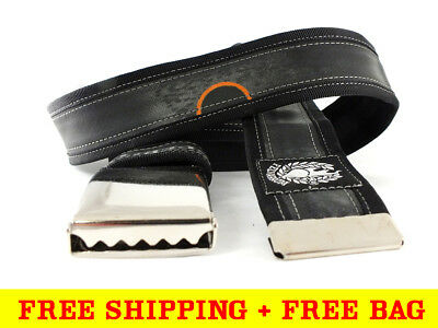 MENS BELT With FREE BAG For Him From Upcycled Bicycle Inner Tube + FREE DELIVERY • 34.99£