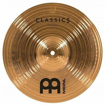 Meinl Cymbals C12S  12  Splash Cymbal - Classics Traditional - Made In Germany • 64.80£