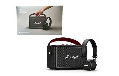 Marshall Kilburn II + Major III Wireless Bluetooth Portable Speaker Headphone • 394.80£