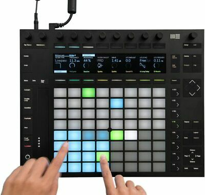 Ableton Push II With Live 10 Suite Pad Controller/Control Surface For Ableton  • 1,110.85£