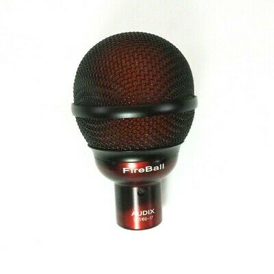 Audix FireBall Dynamic Cable Professional Microphone • 99.03£