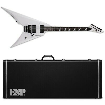 ESP LTD Arrow-1000 Snow White SW Electric Guitar Arrow 1000 + Hard Case • 870.20£